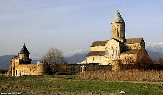 Кафедральный собор Алаверди, Телави