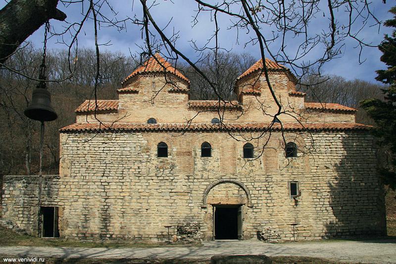 Церковь Квелацминда в Гурджаани