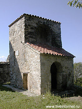 Монастырь Некреси