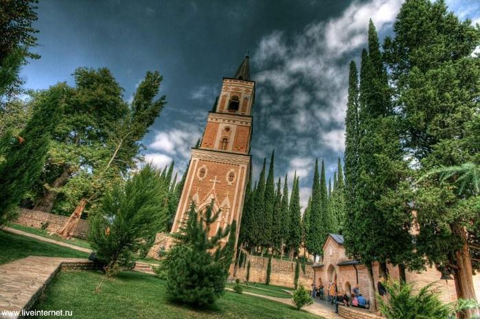 Кафедральный собор Святого Георгия в Бодбе