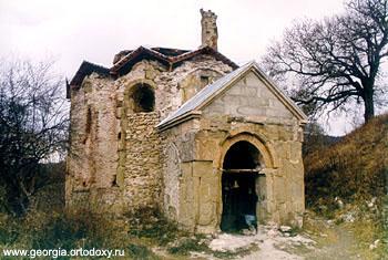 Церковь Святого Георгия, Бочорма