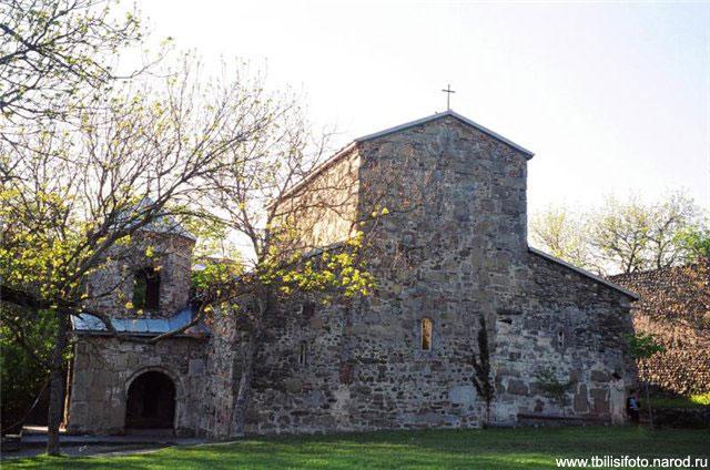Монастырь Иоанна Зедазенского