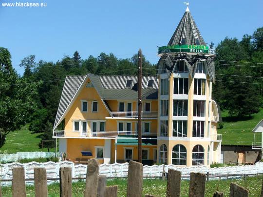 Курорт Бакуриани