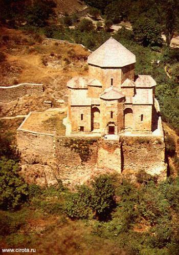 Курорт Гори. Христианский собор Атенский Сион