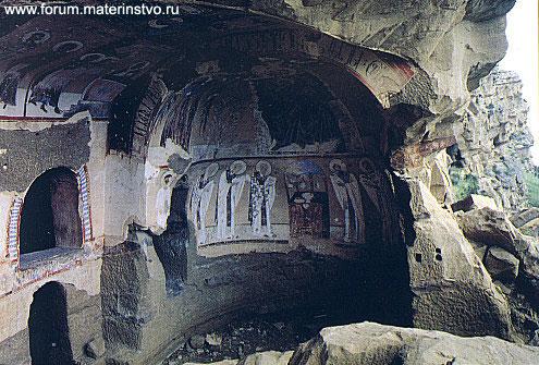 Мцхета. Монастырь Шио-Мгвиме